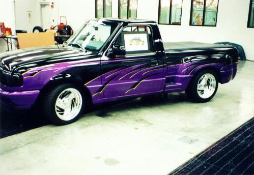 Ford Ranger Truck >> SEMA-ford-ranger